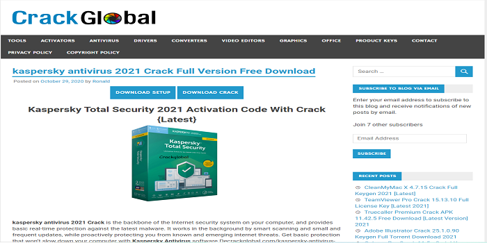 kaspersky license key